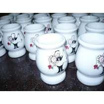 Mate Criollo De Ceramica Personalizado