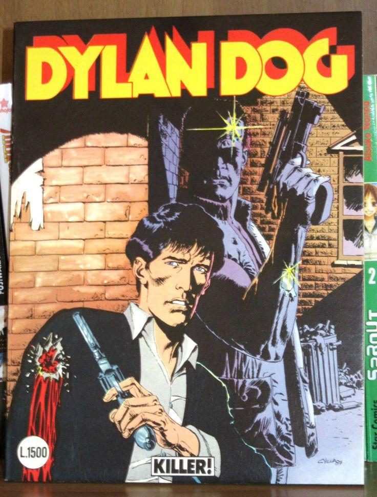 Dylan Dog 12 originale prima edizione