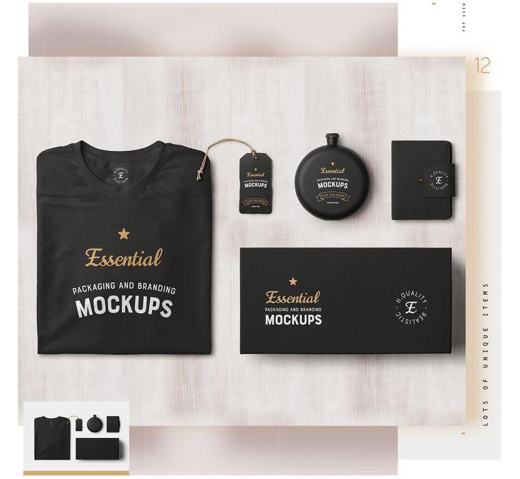 T-shirt Mockup Scene