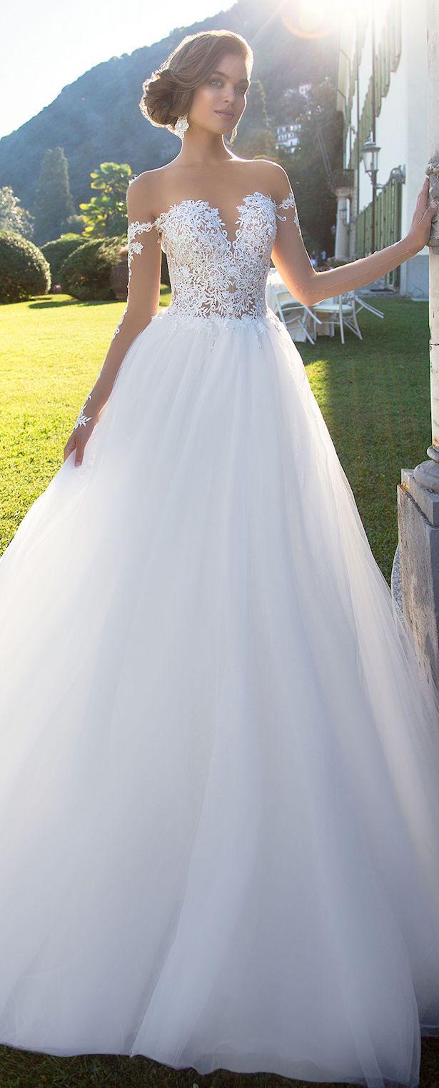 Wedding Dress by Milla Nova White Desire 2017 Bridal Collection - Dairy