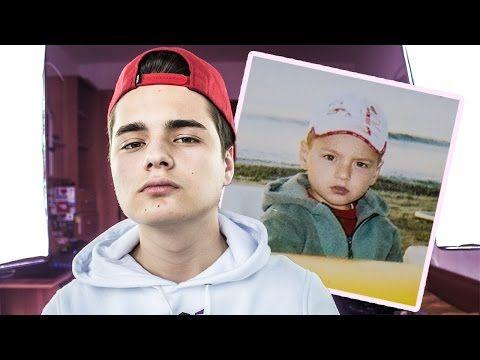 POZE CU SELLY CÂND ERA MIC ! - YouTube