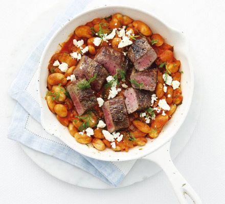Lamb fillets recipes easy