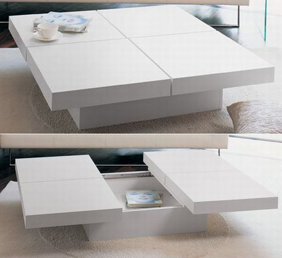 Tricky Blocked coffee table