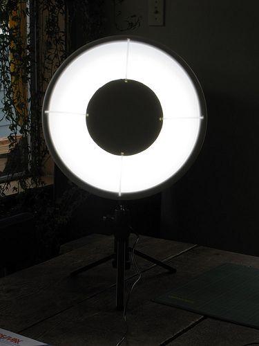 112 best Ring Light images on Pinterest | Diy ring light, Diy ...