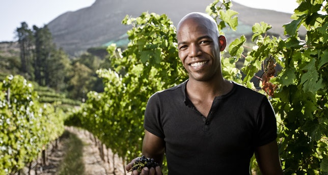 Howard Booysen #winemaker #SouthAfrica