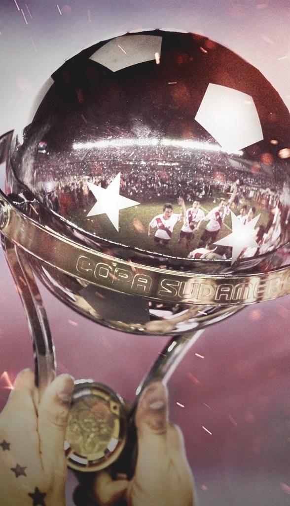 Es nuestra! River Plate Campeón Sudamericana 2014