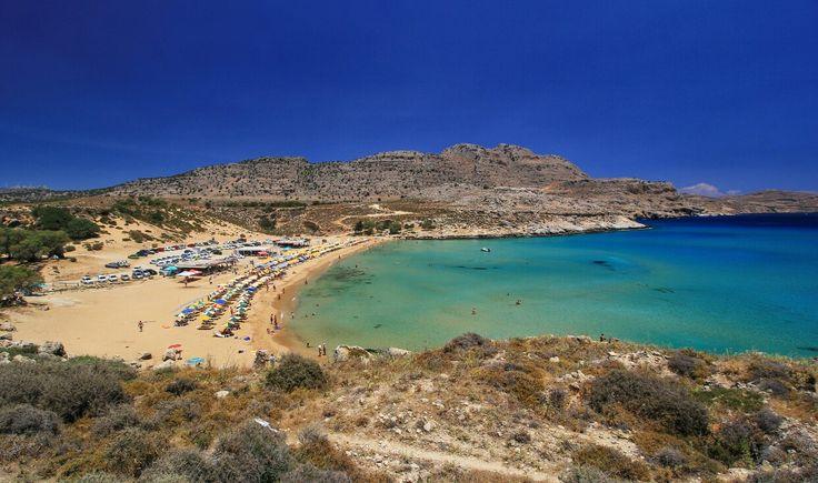 Aghati beach