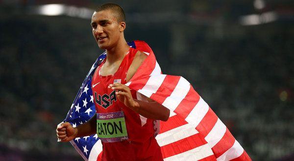 Ashton Eaton Wins Gold Medal in Decathlon - NYTimes.com