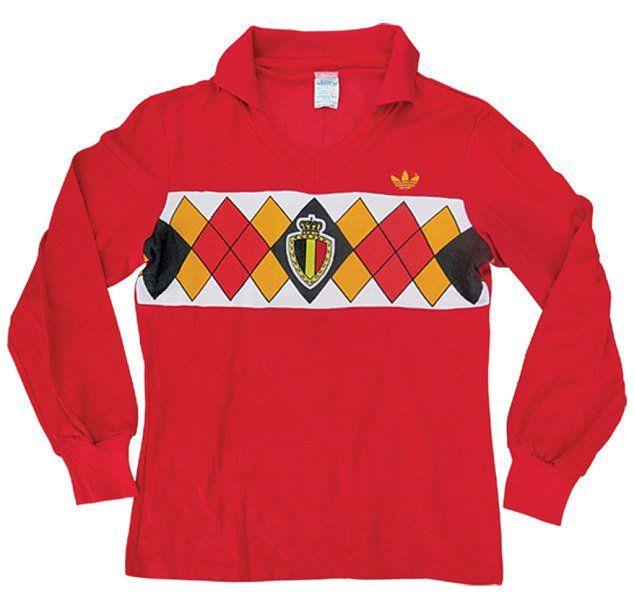 Badib On Twitter Okay Now Make Sense Adidas Recreate Belgium S 1984 Kit Fussbal