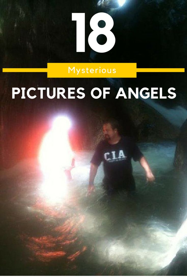 Are Angels real? Here are 18 mysterious pictures that seem to suggest that there are Angels that walk among us!