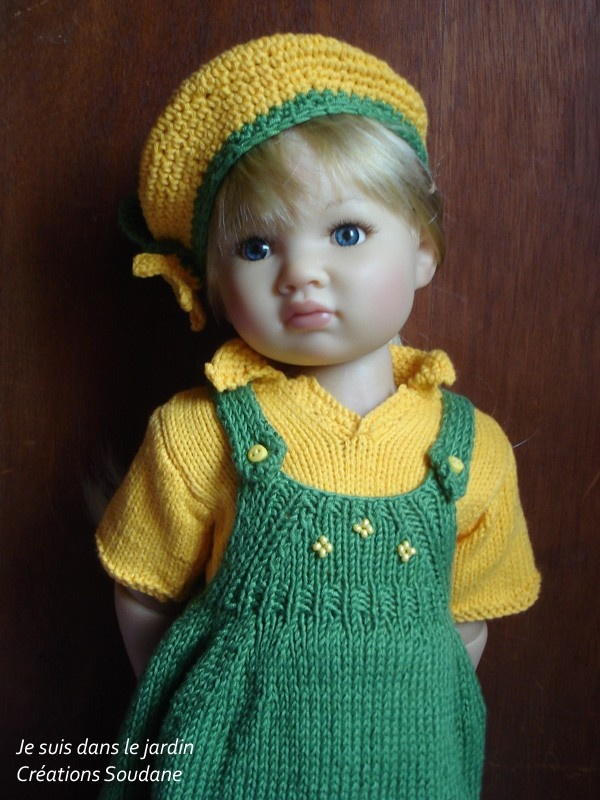 29. English and French PDF KNITTING PATTERN (2 are available) Kidzncats american girl dolls 18 . $11.00, via Etsy.