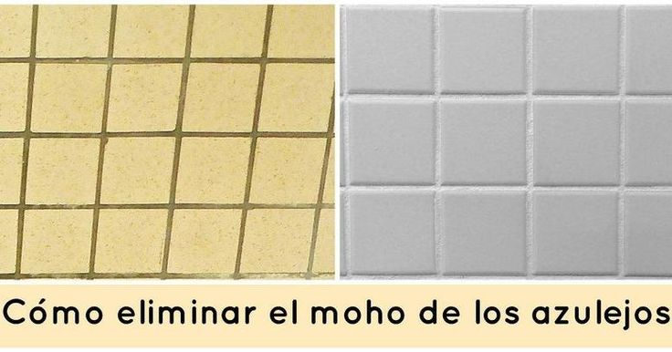 5 trucos caseros para eliminar el moho acumulado en los azulejos del baño. ¡No dejes que los hongos se conviertan en un problema para tu hogar!
