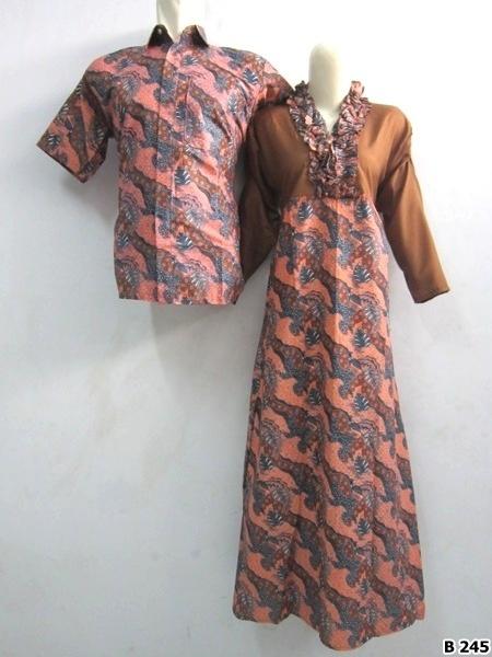 KODE B245 | IDR 175.000/pasang | Bahan : katun prima, batik sablon kombinasi | Size M, L, XL | Hotline : 081333303545 | BB Pin 2128117C.