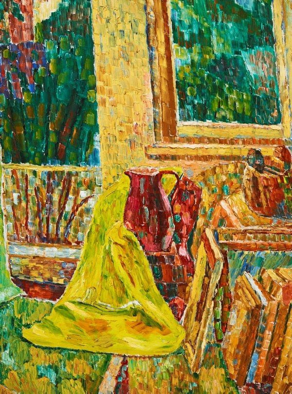 Alternate image of The window by Grace Cossington Smith
