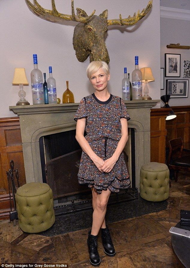 Michelle Williams - Grey Goose Vodka and SoHo House Toronto Host TIFF Party For Manchester By The Sea