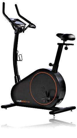 Motionscykel / träningscykel för hemmabruk, CASALL WEBIKE INFINI. Se mer information om motionscykeln - http://www.stadium.se/sport/traning/traningsmaskiner/139500/casall-webike-infini-1-1b Se alla motionscyklar - http://www.stadium.se/sport/traning/traningsmaskiner