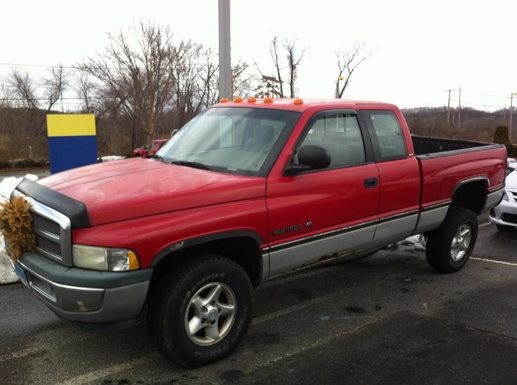 1996 dodge ram Dodge trucks, Dodge ram, Dodge