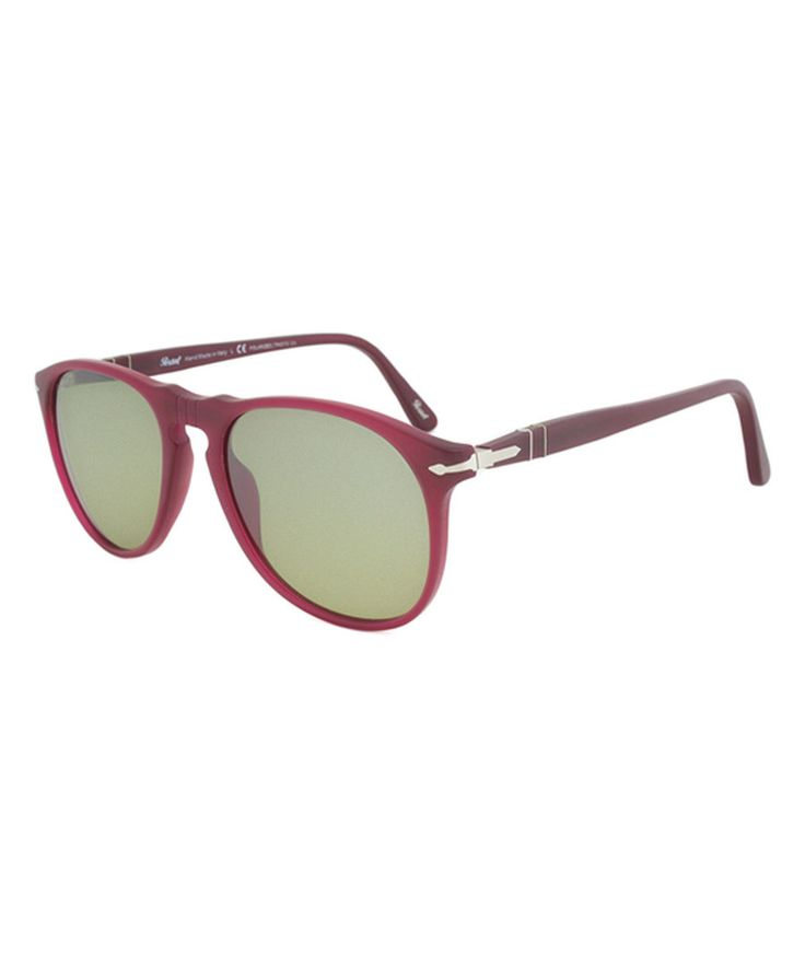 Look at this Persol Granato Antique Polarized Sunglasses on #zulily today!
