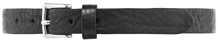 11212 narrow belt, 2 cm, black.