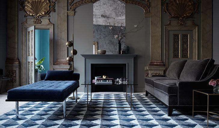 Великолепная коллекция мебели от шведского бренда Layered