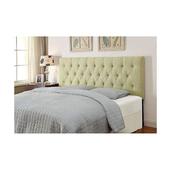 lime green queenfull size tufted upholstered headboard is handcrafted for the ultimate in comfort and style this plush upholstered headboard is generously