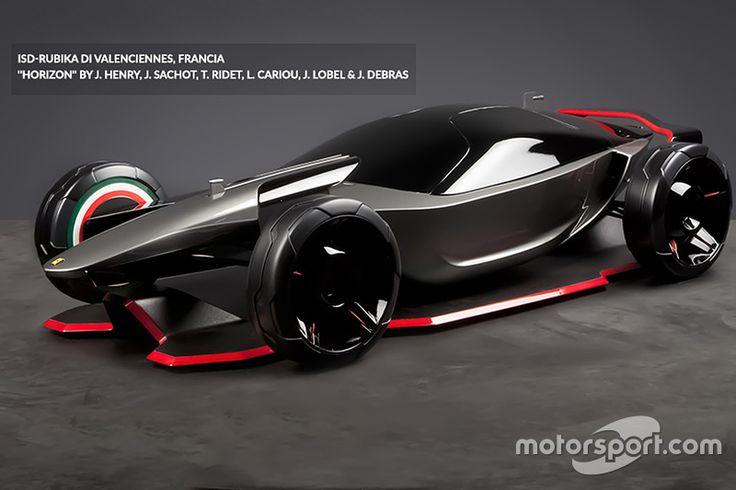 Ferrari Manifesto vence concurso de carros futuristas - Notícias ...LL:)