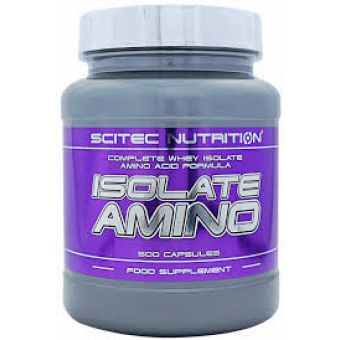 isolate amino est une formule compl te base d acides amin s qui contient tous les acides. Black Bedroom Furniture Sets. Home Design Ideas