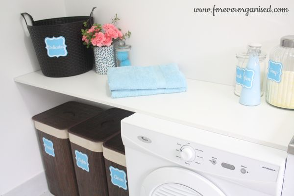 Our Laundry Routine - www.foreverorganised.com