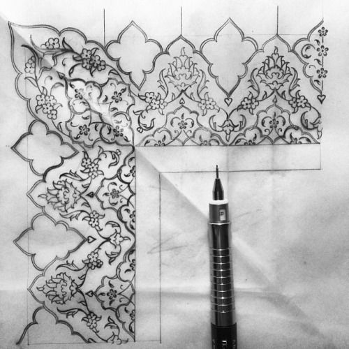 #artwork #artcollective #artist_magazine #mywork #drawing #illumination #design #blackandwhite #istanbul #turkey
