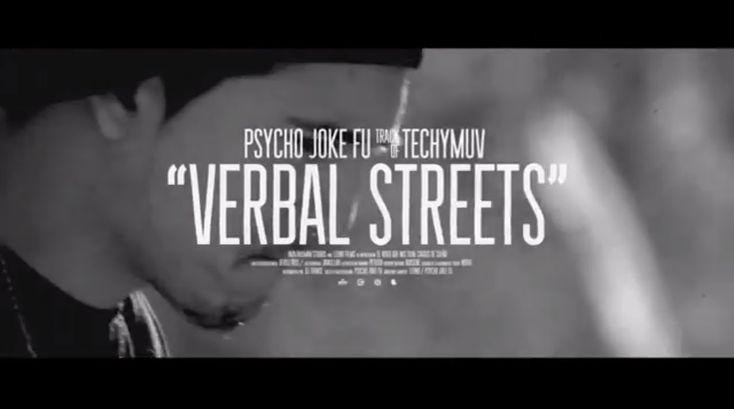 CHYSTEMC a.k.a Psycho Joke Fú - Verbal Streets (Video Oficial)