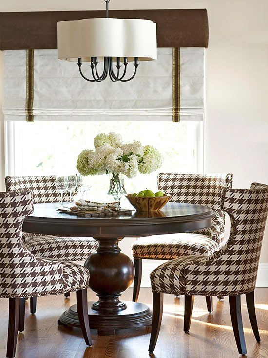 E Up The Dining Room With A Little