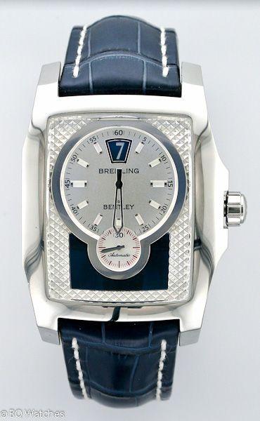 Breitling Bentley #BreitlingForMen #menswatchesbreitling