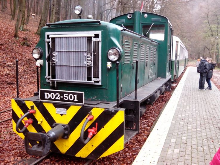 Small train - Lillafured, Hungary