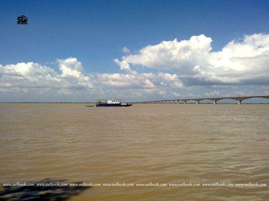 The Ganga River