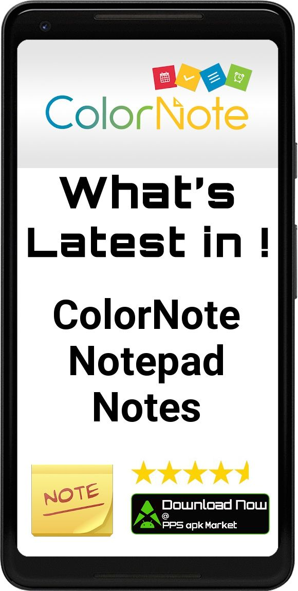 ColorNote Notepad Notes App - Free Offline Download | Productivity