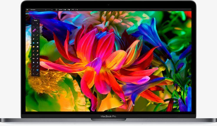 Noutati Apple: MacBook Pro cu Touch Bar si aplicatia TV pentru Apple TV