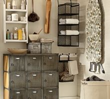 How to Organize Utility Rooms ... Turn a fresh eye on your behind-the-scenes spaces to bring stylish order to the hardest working rooms in your home.