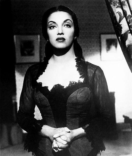 Katy Jurado ( First Mexican actress nominated for an Oscar)