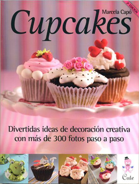 "Libros: ""Cupcakes"" de Marcela Capó"