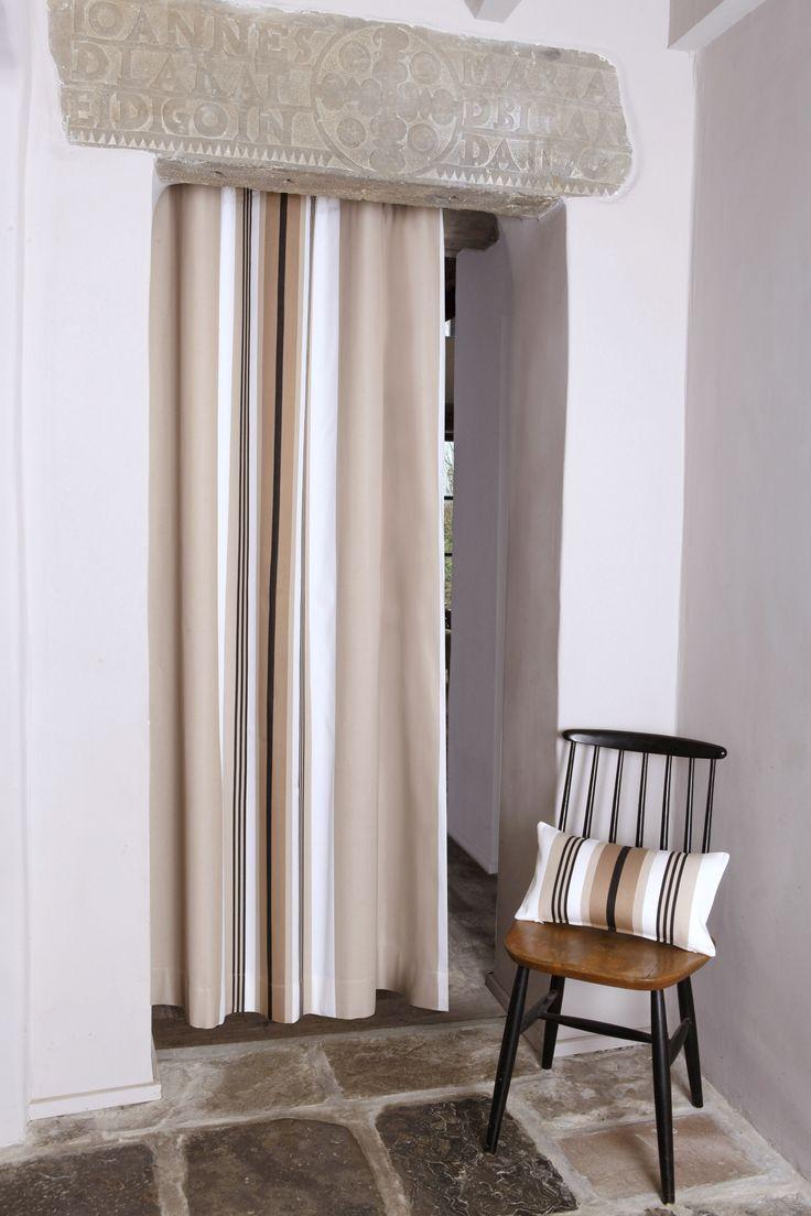 Rideaux Donibane Cuire >>www.jean-vier.com