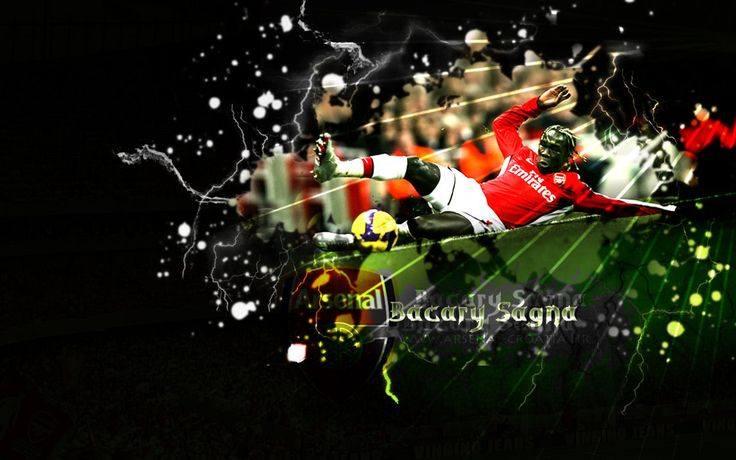 Bacary Sagna Wallpaper HD 2013 #5