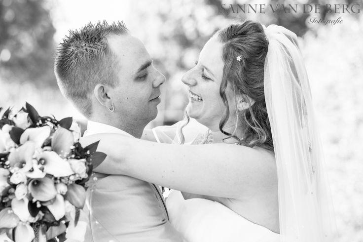 Bruidsfotograaf Sanne van de Berg Fotografie - Bruidsparen 2014-7