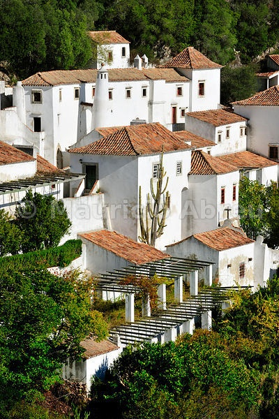 The convent in the Arrábida Natural Park, Setúbal, Portugal
