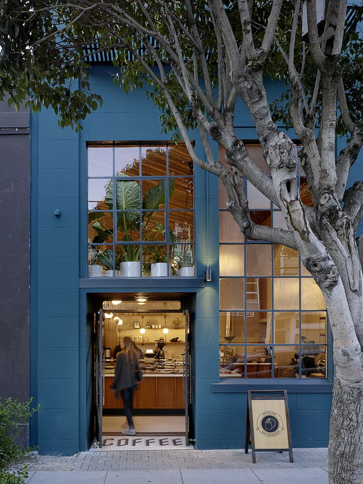 Sightglass Coffee, 20th Street, San Francisco