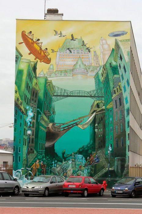 Arte urbano                                                                                                                                                                                 Más
