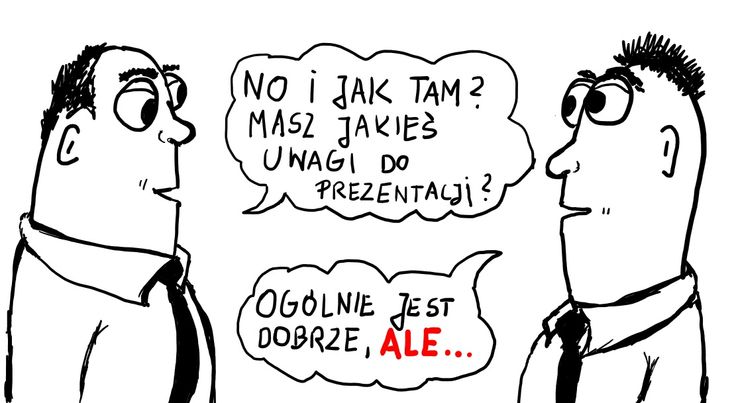#prezentacja #humor Żywcem wzięte z naszej firmy :)