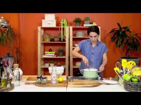 Evde Lor Peyniri Yapımı - YouTube
