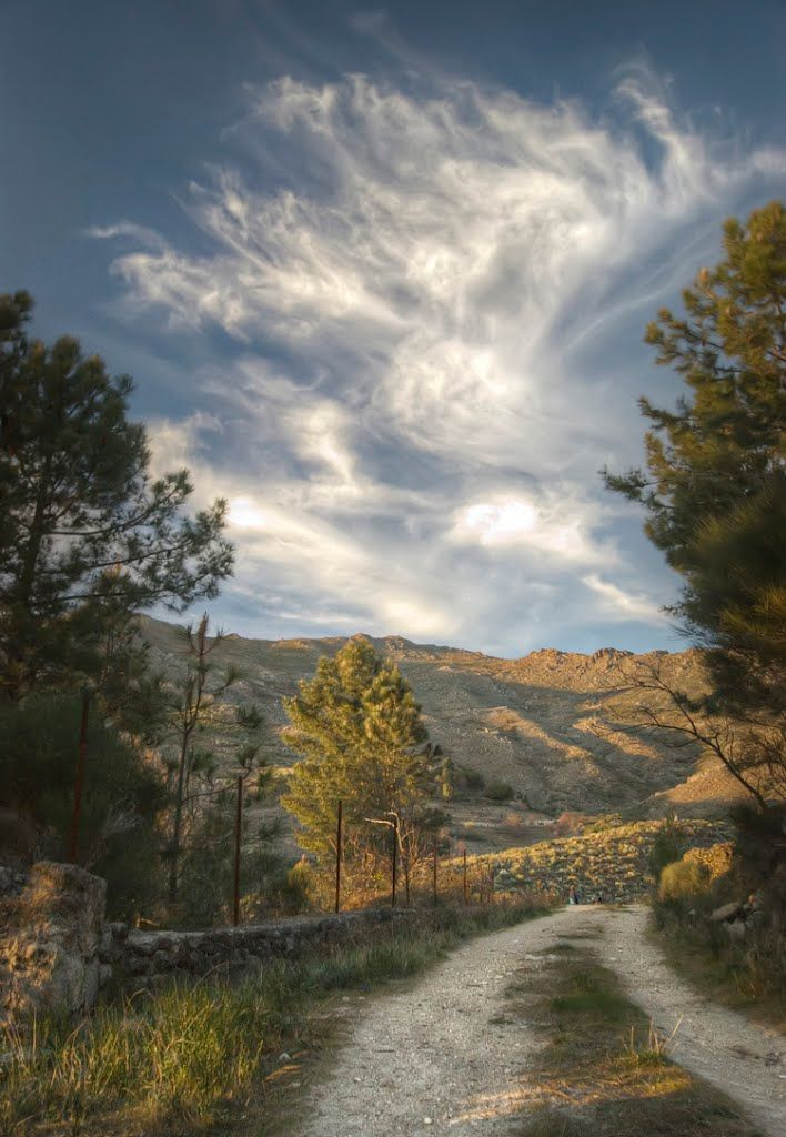 La Sierra de Eljas.