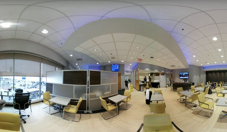 A short review of 'The Lounge' at Logan Airport in Boston. A 360-degree video is included, and viewable through VR glasses. This is a Priority Pass lounge.