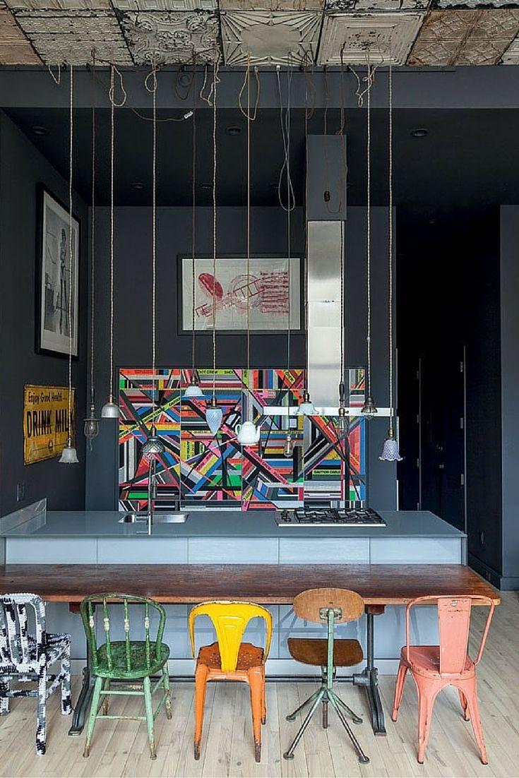 galerie d 39 art contemporain en ligne ambiance loft industriel pinterest turbulence deco. Black Bedroom Furniture Sets. Home Design Ideas